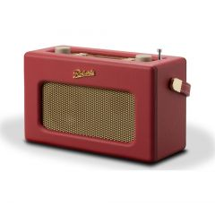 Roberts RD70R Revival DAB/FM Radio In Red With Bluetooth