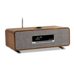 Ruark Audio R3W Compact Music System In Walnut