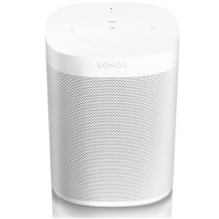 Sonos ONE(GEN2)W Voice Controlled Smart Speaker In White