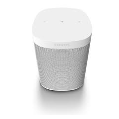 Sonos ONE SL WHT Wireless Multi-Room Speaker in White