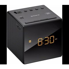 Sony ICFC1B.CEK Radio Alarm Clock FM/AM Black