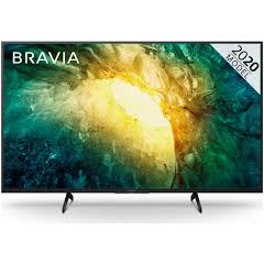 Sony KD43X7052PBU 43` LED 4K UHD Smart TV