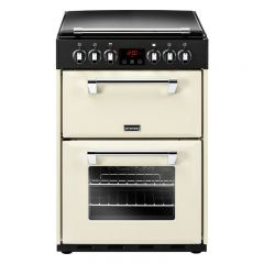 Stoves 600EC Richmond 60Cm Electric Range Cooker Cream (444444719)