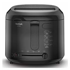 Tefal FF203840 Uno Deep Fryer in Black 1kg