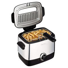 Tefal FF220040 Mini Deep Fryer 600g 1l Oil Capacity