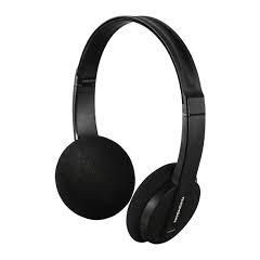 Thomson WHP6005BT On Ear Bluetooth Headphones In Black