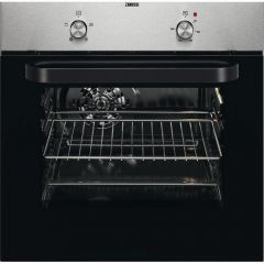 Zanussi ZZB30401XK Built-In Single Electric Oven in Stainless Steel