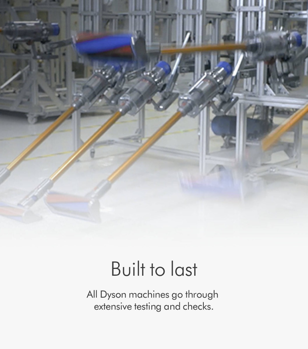 Built to last